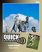 Lacrosse Gold - Front