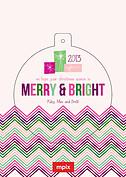 Bright Season Pop Circle - Front