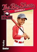 Baseball Red Trader Cards - Front