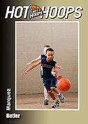 Basketball Gold Trader Cards - Front