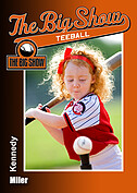 Teeball Orange - Front