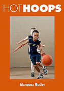 Basketball Orange - Front