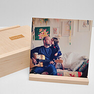 Thumbprint Photo Box