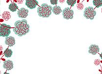 Poppy Blooms - Back