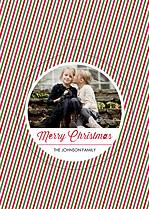 Christmas Carol Pop Circle - Front