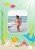 Mermaid Magic - Back