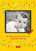 Confetti Celebration Gold - Back