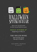 Halloween Spooktacular - Front