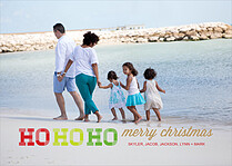 Ho Ho Holiday - Front