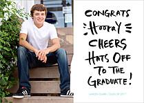 Congrats Grad - Front