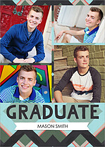 Awesome Argyle Cool Graduation Flat Cards - Front