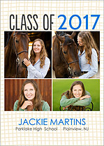 Momentous Year Graduation Flat Cards - Front