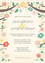 Cumberland Garden Invite - Front