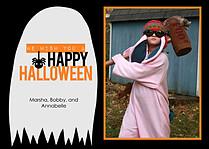 Halloween Wish - Front