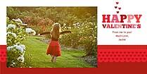 Valentine Doily - Horizontal