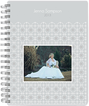 1-Light and Fancy Day Planner - Front