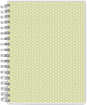 1-Honeycomb Day Planner - Back