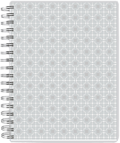 1-Light and Fancy Day Planner - Back