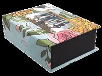 Springtime Glee Keepsake Box - Front