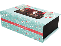 Comfy Mitts Keepsake Box - Front