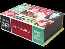 Cutest Quilt Keepsake Box - Front