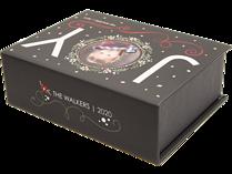 Sophisticated Joy Keepsake Box - Front
