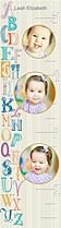 ABC Grow Kids Growth Chart - Front