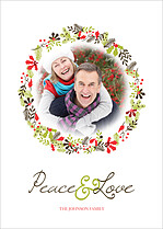 Decorative Wonder Holiday Magnets - Front