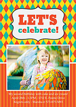 Celebrate Birthday Magnets - Front