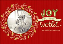 Wreath of Joy - Front