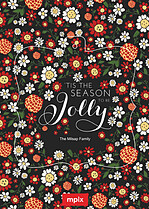 Jolly Bouquet Pop Ornate - Front