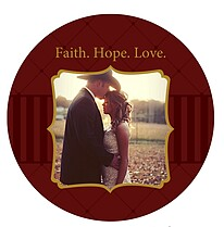Faith. Hope. Love. - Front