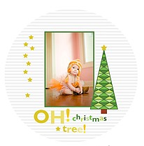 Oh Christmas Tree - Front