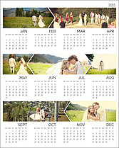 Arrow 2015 Photo Calendars - Front