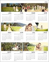 Arrow 2016 Photo Calendars - Front