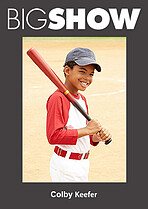 Baseball Black Baseball Photo Trader Cards - Front