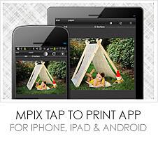 Mpix Tap To Print