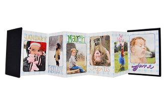 Pretty in Plaid Baby & Kids Accordion Minis - Front