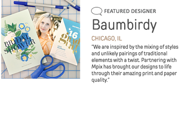 Featured Designer –  Baumbirdy