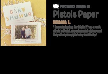 Featured Designer –  Pistols Paper
