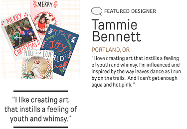 Featured Designer – Dari Design Studio. We love how vibrant artwork can lift the spirit and make us smile.