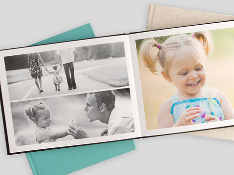 Premium Panoramic Photo Book
