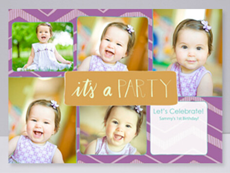 Birthday Party Invites