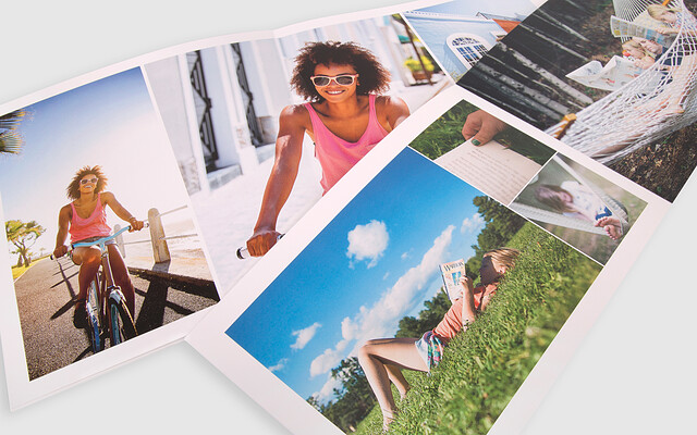 Softcover Panoramic Photo Books