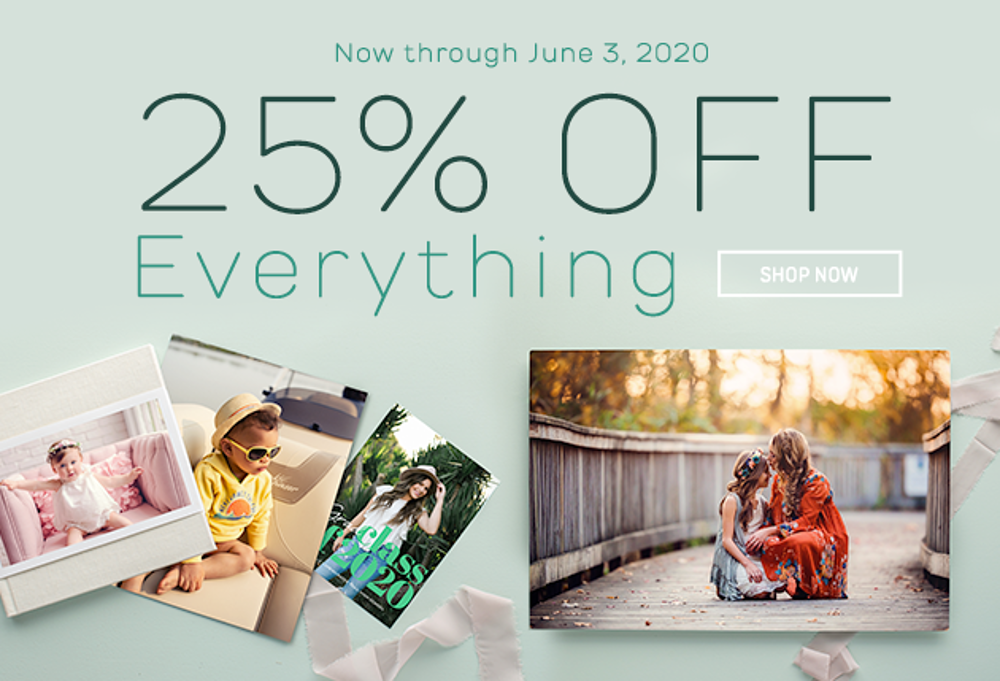 25% Off Everything - 6.20