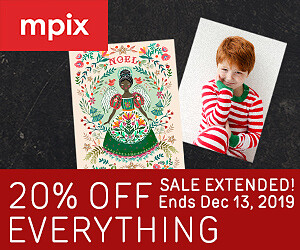 20% Off Everything - 12.19 Ext.