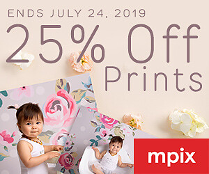 25% Off Photo Prints - 7.19