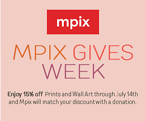 Mpix Gives Week July