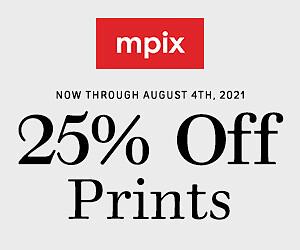 25% Off Prints - 8.21
