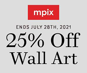 25% Off Wall Art - 7.21